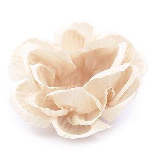 Forminhas para doces Rosa Grande frisada - champagne