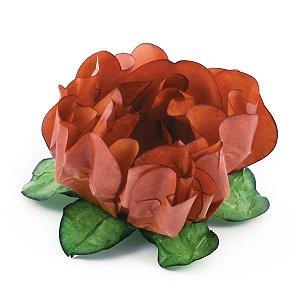 Forminhas para doces Rosa Maior - caramelo