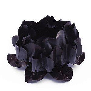 Forminhas para doces Rosa Maior - preta