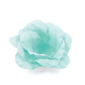 Forminhas para doces Rosa Pequena - verde água