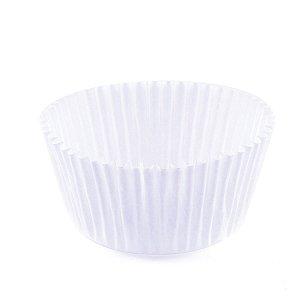 Forminhas para mini cupcake - branca