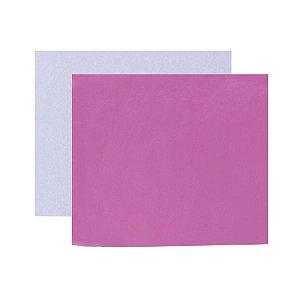 Papel chumbo para bombons 10X9,8cm - rosa