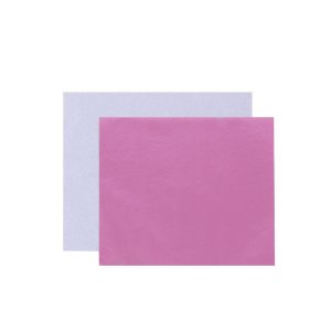 Papel chumbo para bombons 8X7,8cm - rosa
