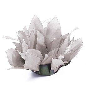 Forminhas para doces Bombom Flor de Cactus - palha