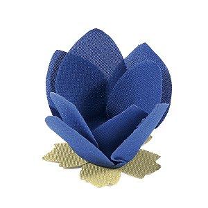 Forminhas para doces Nara - azul jeans