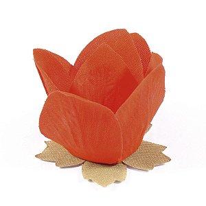 Forminhas para doces Nara - laranja escuro