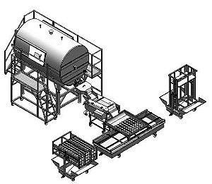 BBMatic - Equipamento para Fabricação de Frescal