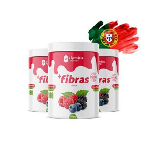 Combo 3 unidades + Fibras Detox (Portugal)