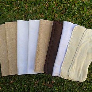 Kit de absorventes 1 de cada (9 itens)