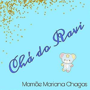 Chá do Ravi - Mamãe Mariana
