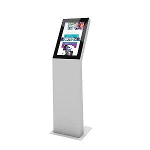 Totem Digital Touchscreen - tela 21.5