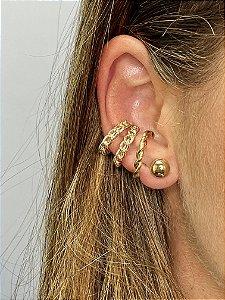 Piercing fake corrente