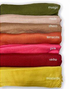 Pashmina basic color