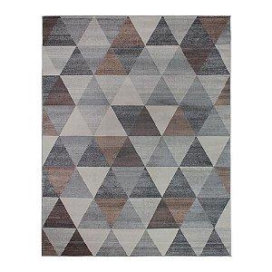 Tapete Sala e Quarto Asiatex Seattle Grey/Vision 2,00x3,00