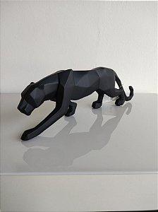 Escultura Leopardo