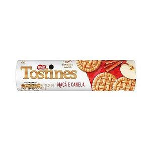 BISC.TOSTINE 160G MACA/CANELA