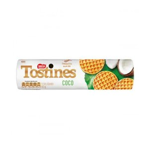 BISC.TOSTINE 160G COCO