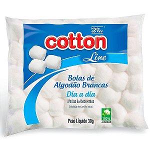 ALGODAO  COTTON LINE BOLA 30GR