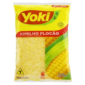 FLOCAO MILHO YOKI KIMILHO 500G