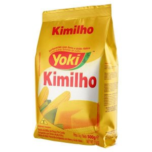 FLOCOS MILHO KIMILHO 500 G