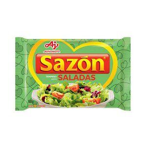 TEMP.SAZON 60G SALADAS