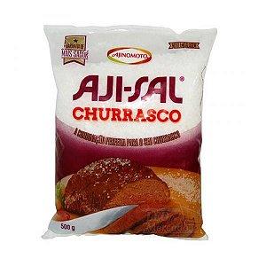 SAL GROSSO AJI-SAL P/ CHUR. 500G