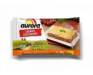 LASANHA AURORA 600G BOLONHESA