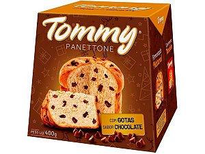 PANETONE TOMMY GOTA.CHOC 400GR