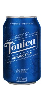 AGUA TONICA ANTARCTICA LT 350 ML