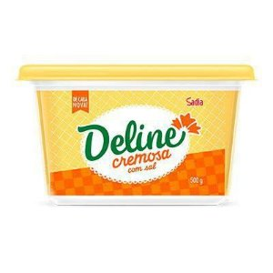 MARG.DELINE 500G C SAL CREMOSA
