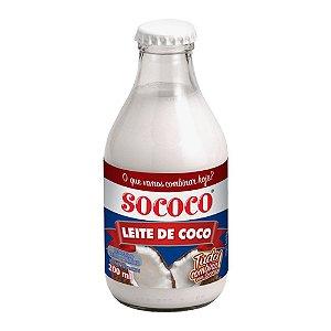 LEITE COCO SOCOCO 200ML VD