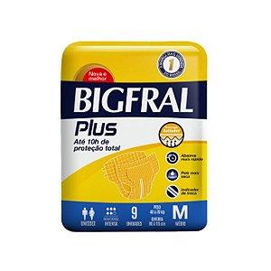 FRALDA DESC.BIGFRAL PLUS M C/9