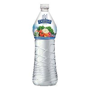 VINAGRE CASTELO ALCOOL 750ML
