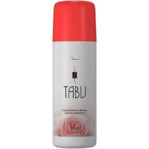 DESOD.TABU SP.90 ML