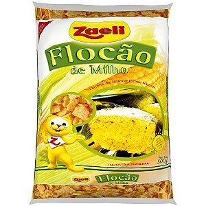 FLOCAO DE MILHO 500G ZAELI
