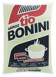 ARROZ AG.T1 TIO BONINI 5KG