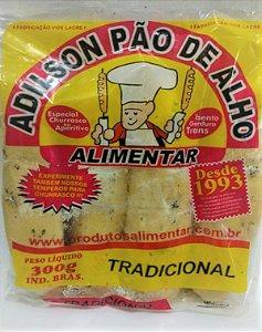 PAO DE ALHO ALIMENTAR 300G