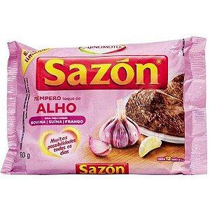 TEMP.SAZON 60G TOQUE DE ALHO