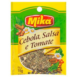 C.MIKA- CEBOLA/SALSA/TOMATE 15GR