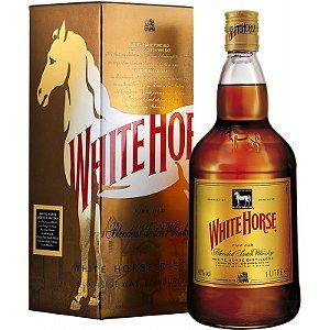 WHISKY WHITE HORSE 1  LT CX