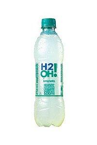 AGUA H2O LIMONETO 500ML