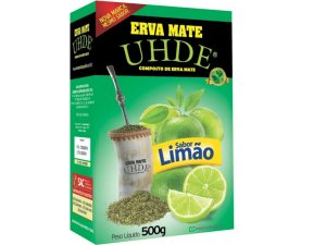 ERVA MATE UHDE LIMAO 500GR