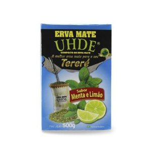 ERVA MATE UHDE MENTA/LIM.500GR