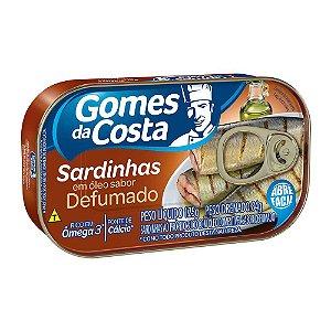 SARD.GOMES COSTA OLEO DEF.125G