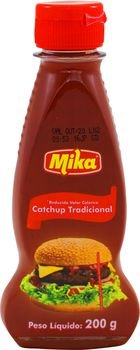 CATCHUP MIKA TRADIC.200GR