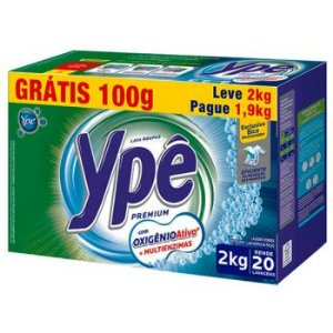 SABAO PO YPE PREMI. LV2,0KG/PG1,9KG