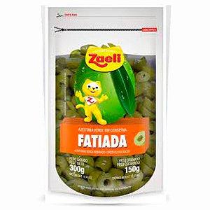 AZEITONA ZAELI FATIADA 150G