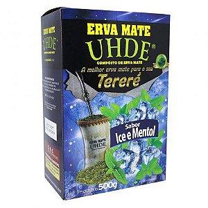 ERVA MATE UHDE ICE/MENTOL 500GR