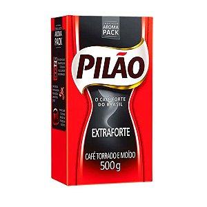 CAFE VACUO PILAO EXTRAFORTE 500G