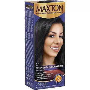 TINT.MAXTON KIT 2,1PRETO ESPECIAL